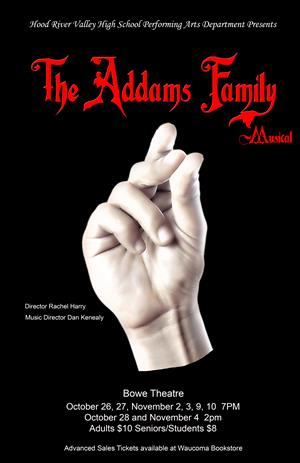 Addams Family - The Musical