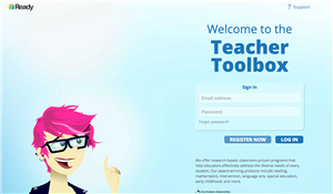 math ready and iready common core math support