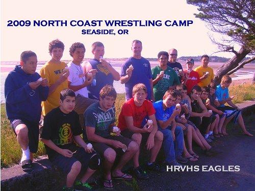 2009 wrestling camp