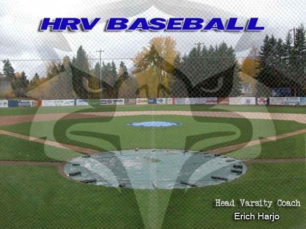 HRVHS Baseball