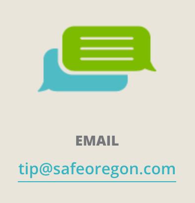 Image result for safe oregon email icon