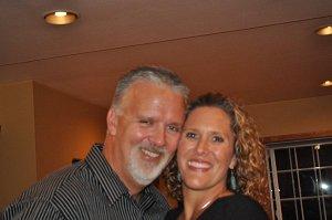 Tracy and Rob Norton