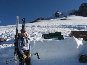 Skiing Hood