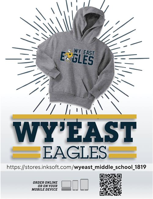 Wy'east shirts