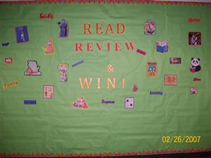 read review and win
