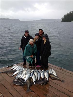The Curtis Family in Alaska