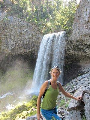 Tamanawanis Falls August 2011