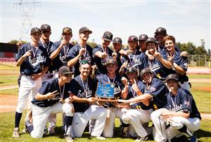 2015 Boys 5A Oregon Baseball Champions!