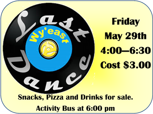 After School, Friday May 29th