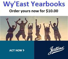 WyEast Yearbooks